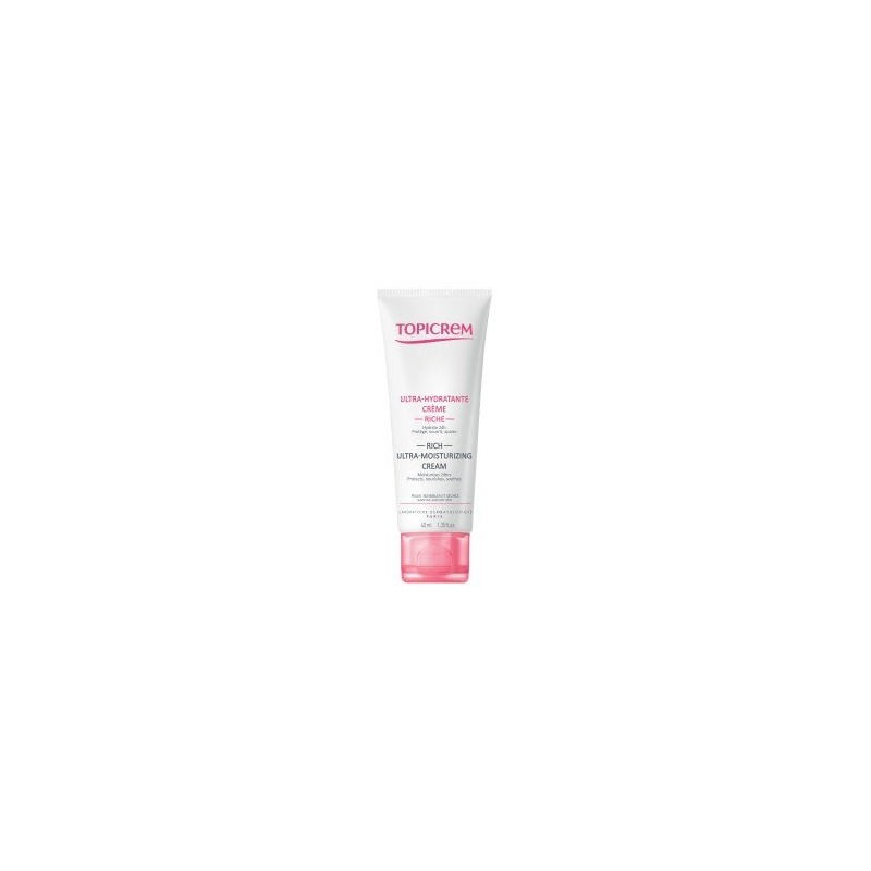 Topicrem Ultrahidratante Crema Rica 40ml