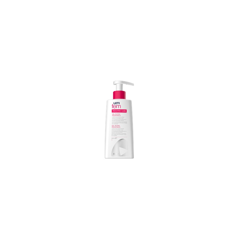 Letifem Pediatric Gel Intimo 250ml