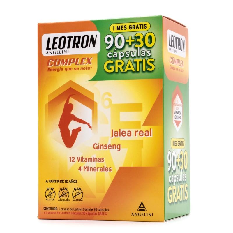 Leotron Complex 90+30 Cápsulas