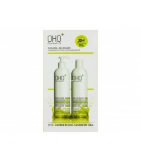 OHO Pack Emulsion 380ml + Gel Baño 400ml