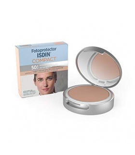 Fotoprotector Isdin Compacto Arena SPF50+