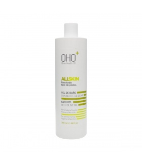 OHO Gel de Baño All Skin Aceite de Oliva 750ml