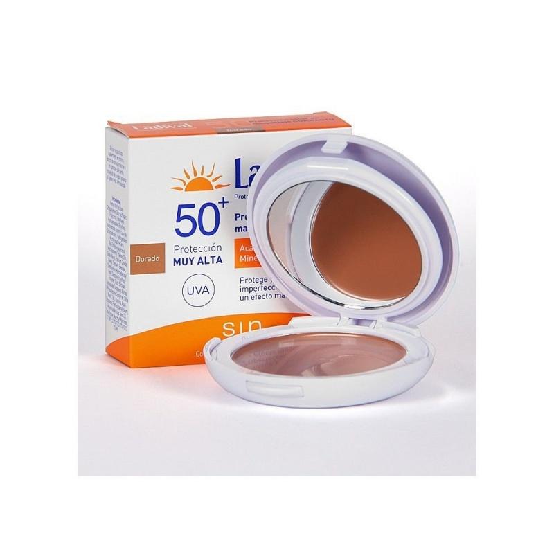Ladival Maquillaje Compacto SPF50+ Dorado 10g