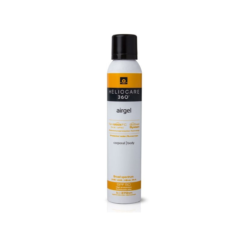 Heliocare 360 SPF50+ Airgel 200ml