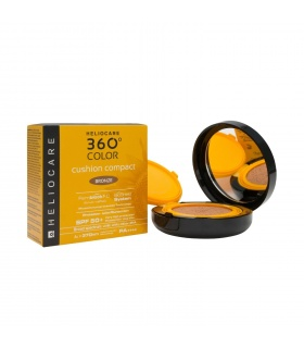 Heliocare 360 Color Cushion Compact SPF50+ Bronze 15g