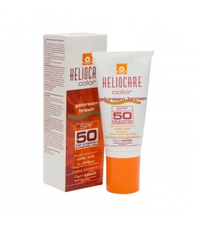 Heliocare Gel Crema Color Brown SPF50+ 50ml