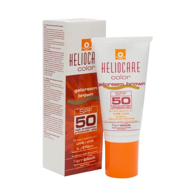 Heliocare Gel Crema Color Brown SPF50+ 50ml
