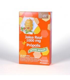 Arkoreal JaleaReal 1000 Própolis 20 Ampollas