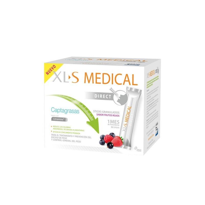 XLS Medical Captagrasas 90 Sticks