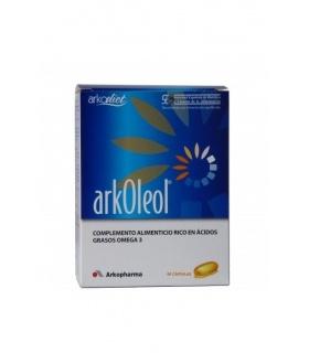Arkodiet Arkoleol Metabolizador de Grasas 90 cápsulas