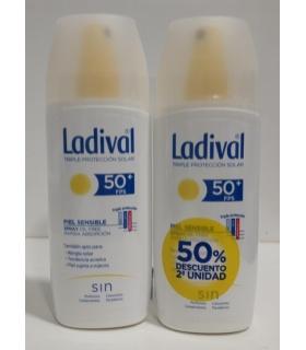 Duplo Ladival Piel Sensible Spray SPF50+ 150ml