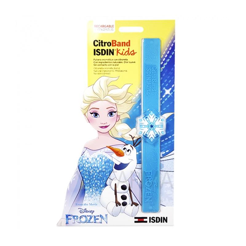 Citroband Isdin Kids Pulsera Frozen Antimosquitos