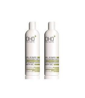 OHO Duplo Gel de Baño Oleohidratante 400ml