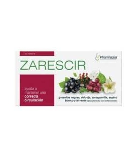 Zarescir Homeosor 14 Viales 10ml