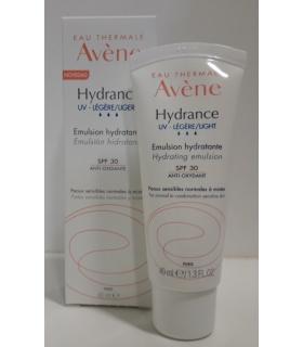 Avene Hydrance Optimale Ligera 40ml SPF20 +Micelar +Sérum