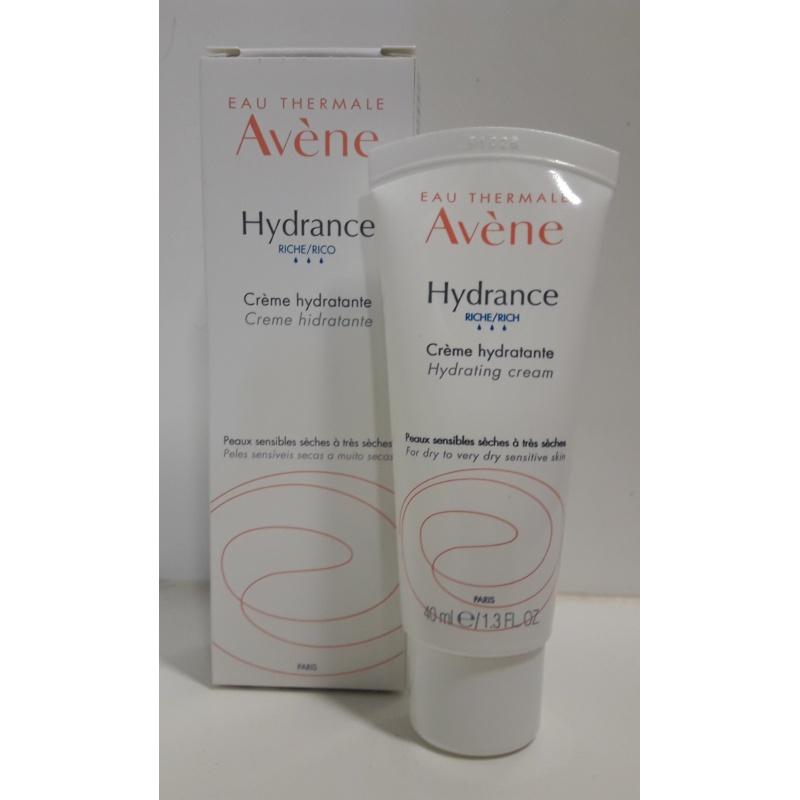 Avene Hydrance Optimale Enriquecida 40ml