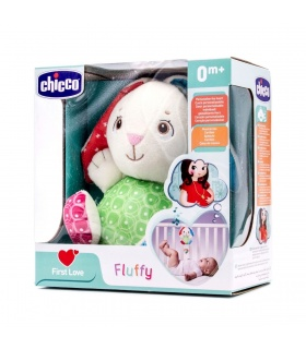 Chicco Conejito Fluffy el Carillón 0m+