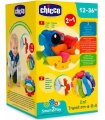 Chicco 2 en 1 Pelota Transformable 1-3a.