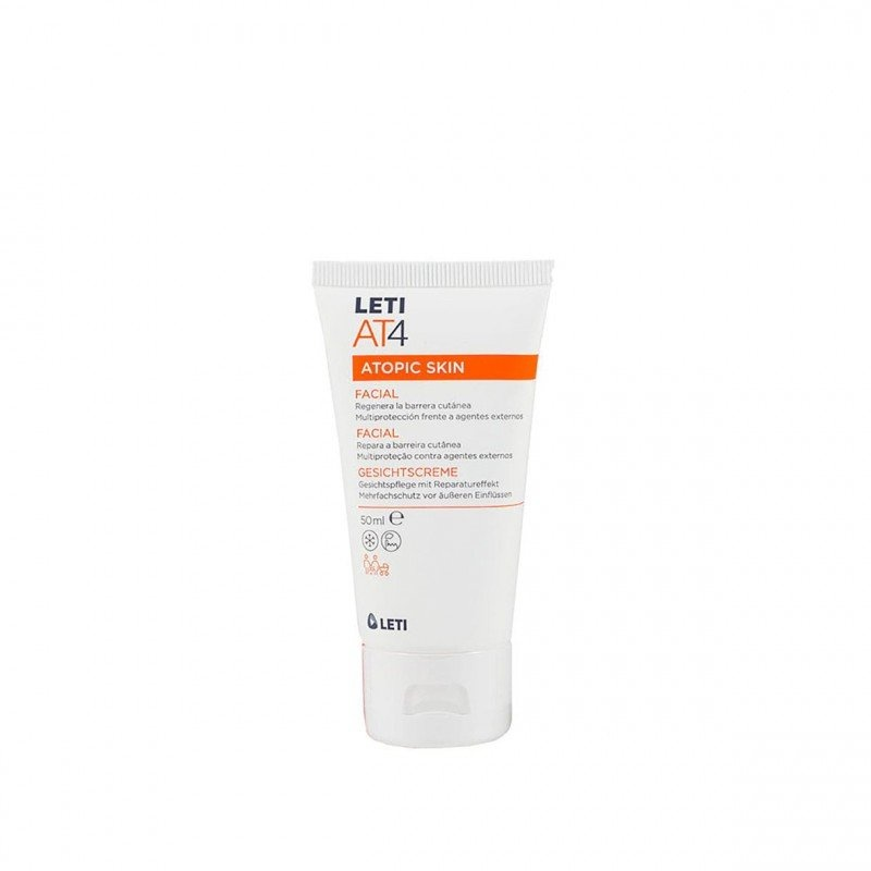 Leti AT4 Crema Facial 50ml