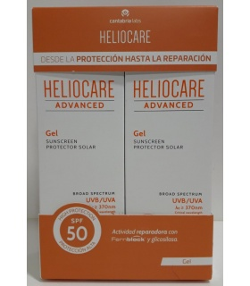 Duplo Heliocare Gel Advance SPF50+ 200ml