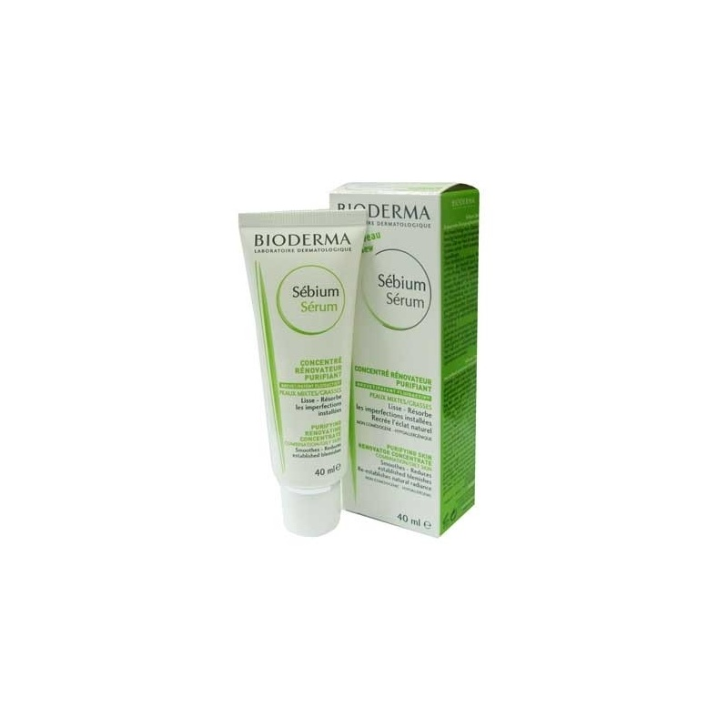 Sebium Serum Concentrado 40ml