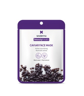 Beauty Treats Mascarilla Facial Wonder Ingredients Caviar