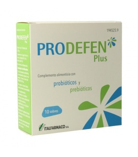 Prodefen Plus 10 sobres