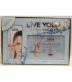 Isdinceutics Live Young Fusion Water + Hyaluronic Booster 5 amp.