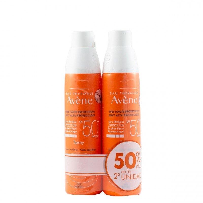 Duplo Avene Solar Spray SPF50+ 200ml