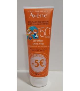 Avene Leche Solar Niños 50+ 250ml