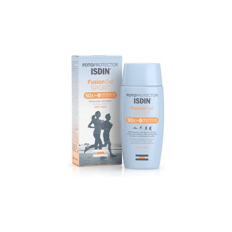 Isdin Fusion Gel Sport 50+ 100ml