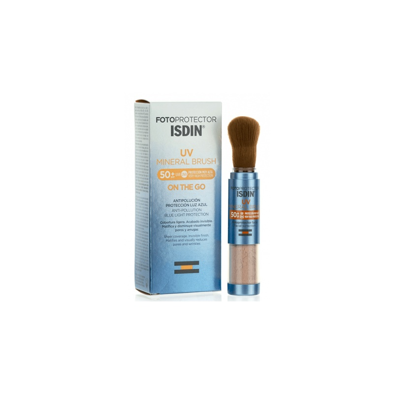 Fotoprotector Isdin Mineral Brush SPF50+ 2g