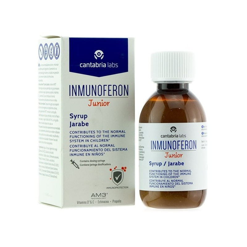 Inmunoferon Junior Jarabe 150ml