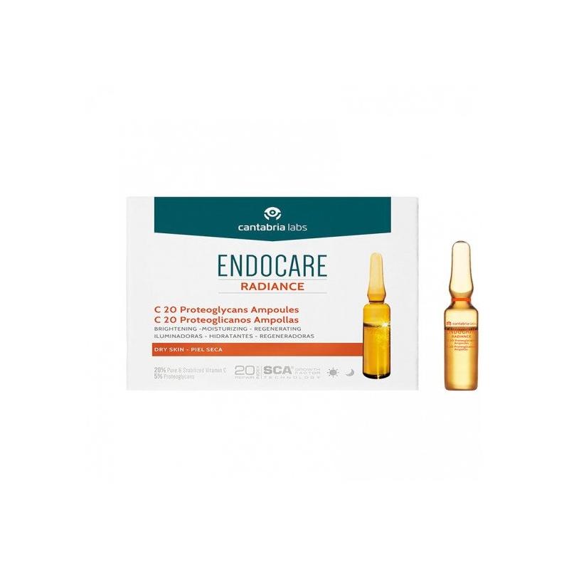 Endocare Radiance C20 Proteoglicanos 10x2ml