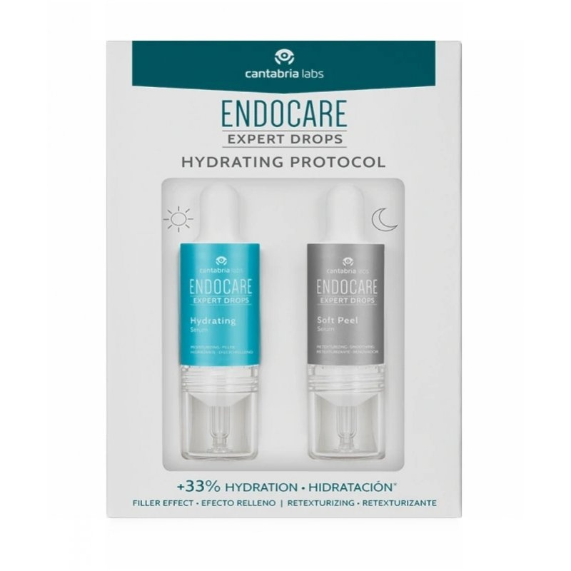 Endocare Expert Drops Hydrating Protocol 10x2ml.