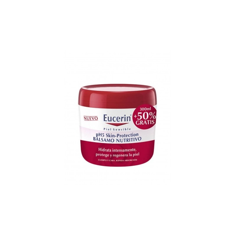 Ph5 Eucerin Bálsamo Nutritivo Piel Sensible 450ml