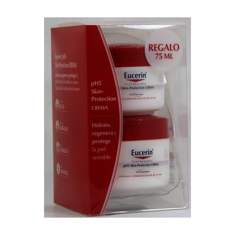 Ph5 Eucerin Crema 100ml+75 ml Regalo