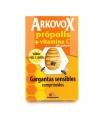 Arkovox Própolis Miel-Limón 24 comprimidos