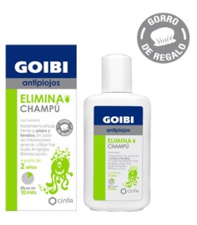 Goibi Champú Elimina Antipiojos 125ml