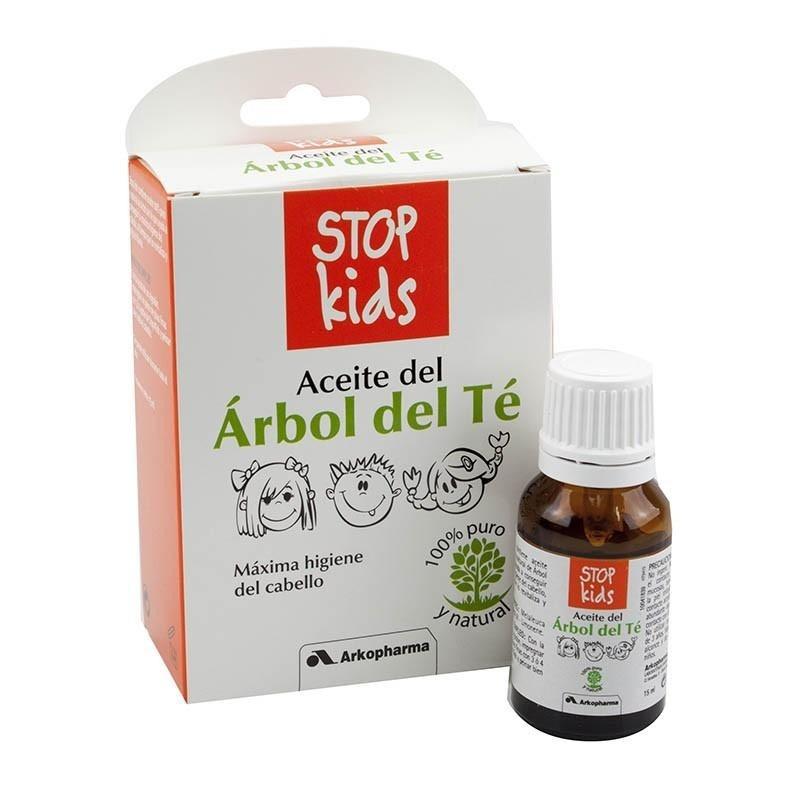 Stop Kids Aceite Ärbol del Té 15ml