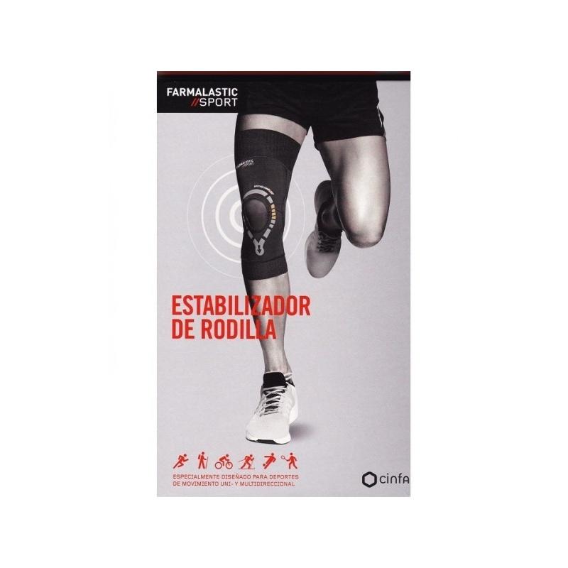 Farmalastic Sport Estabilizador de Rodilla TM