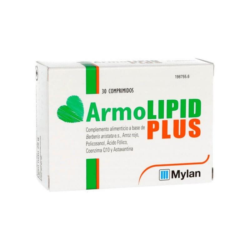 Armolipid Plus 30 Comprimidos.