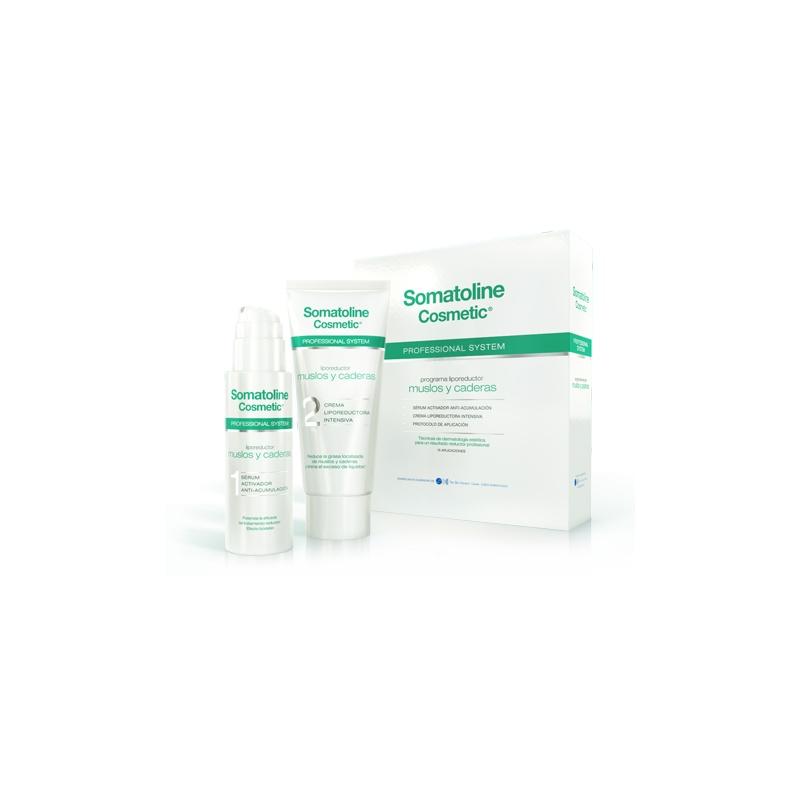 Somatoline Cosmetic Professional System Liporeductor Muslos y Caderas