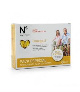 NS Omega 3 Duplo 2X30 cápsulas