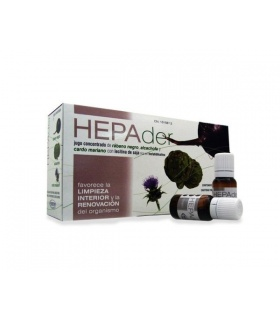 Hepader 10ml 14 viales