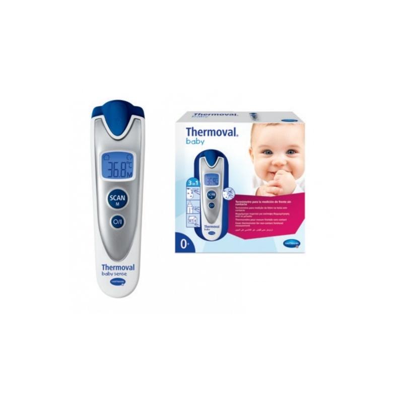 Thermoval Baby Sense Termómetro Infantil Oído-Frente