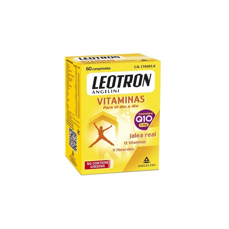 Leotron Vitaminas 60