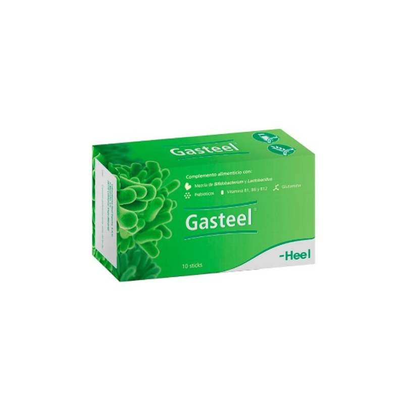 Gasteel 10 Sticks