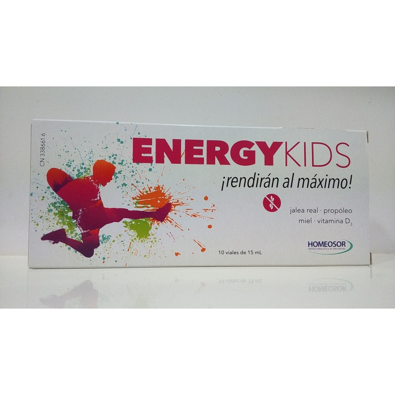 Energy Kids 15ml 10 viales