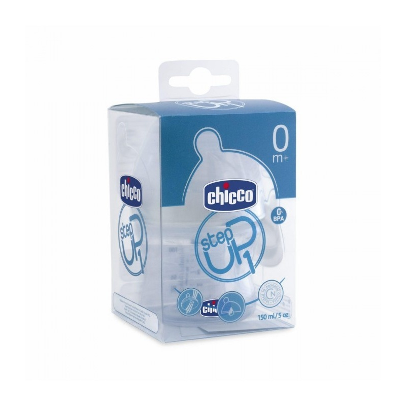 Biberon Chicco Natural Feeling Step Up 1  +0m 150ml